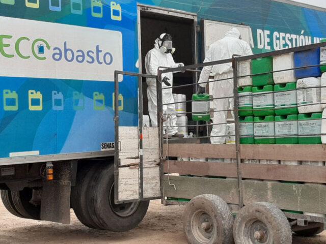 Santa Fe: Hay pocos avances en la implementación de la Ley Envases Vacíos