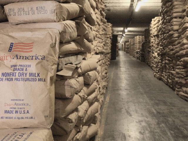 Fuerte escalada en el precio de la leche en polvo, con aumento del 21%