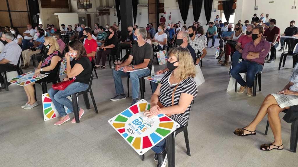 Premiaron a más de 100 productores del sur cordobés por implementar BPAs