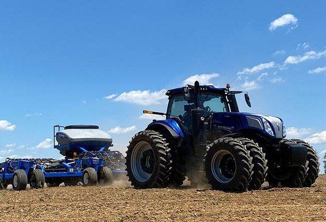 CNH Industrial adquiere parte de Monarch Tractor