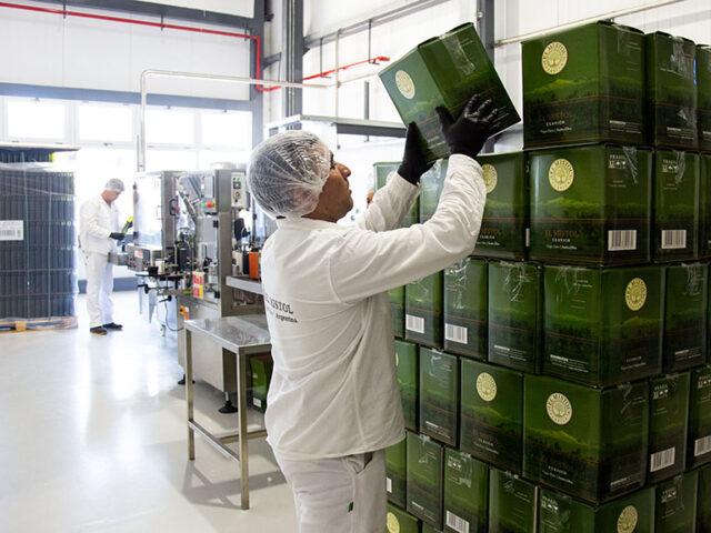 Aceite de oliva sanjuanino se introduce en mercado brasilero y apunta a cruzar el océano