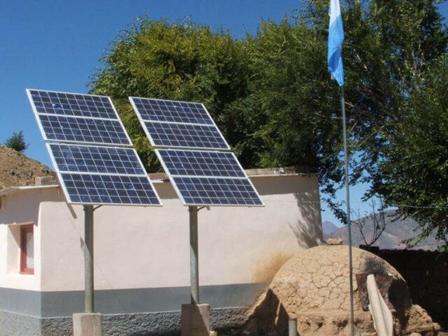 El Estado invertirá U$S 19 Millones para brindar energía a escuelas rurales