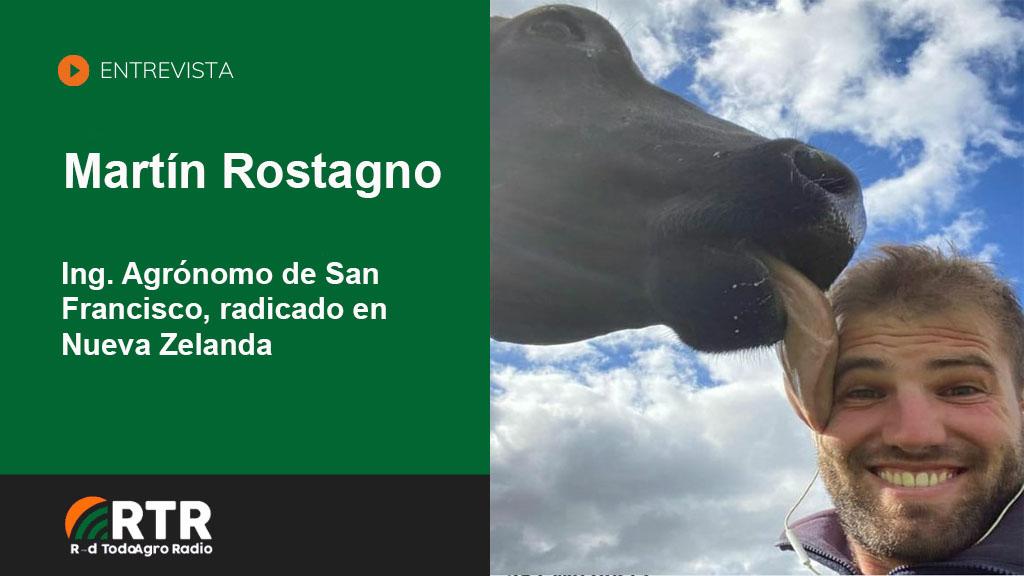 Argentinos por el mundo: Martín Rostagno, un cordobés en Nueva Zelanda