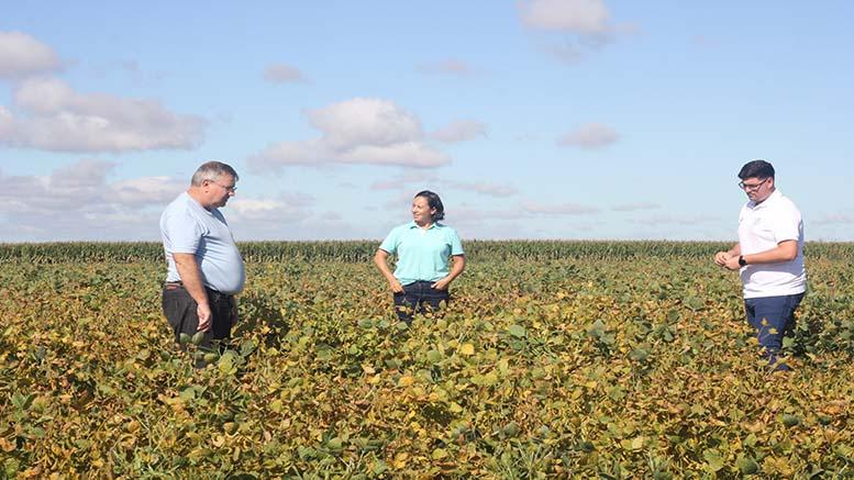 Una biosolución le devolvió hectáreas a un productor de Hernando