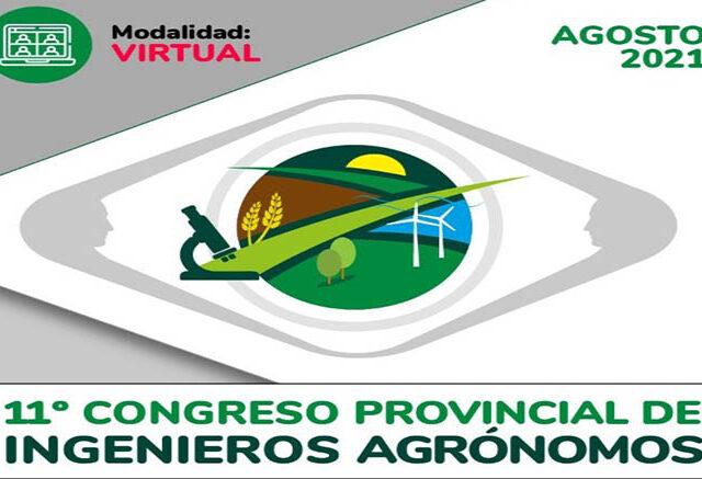 11º Congreso Provincial de Ingenieros Agrónomos