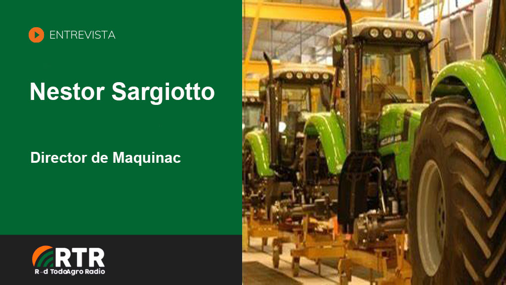 Fuerte suba en la venta de maquinas agrícolas