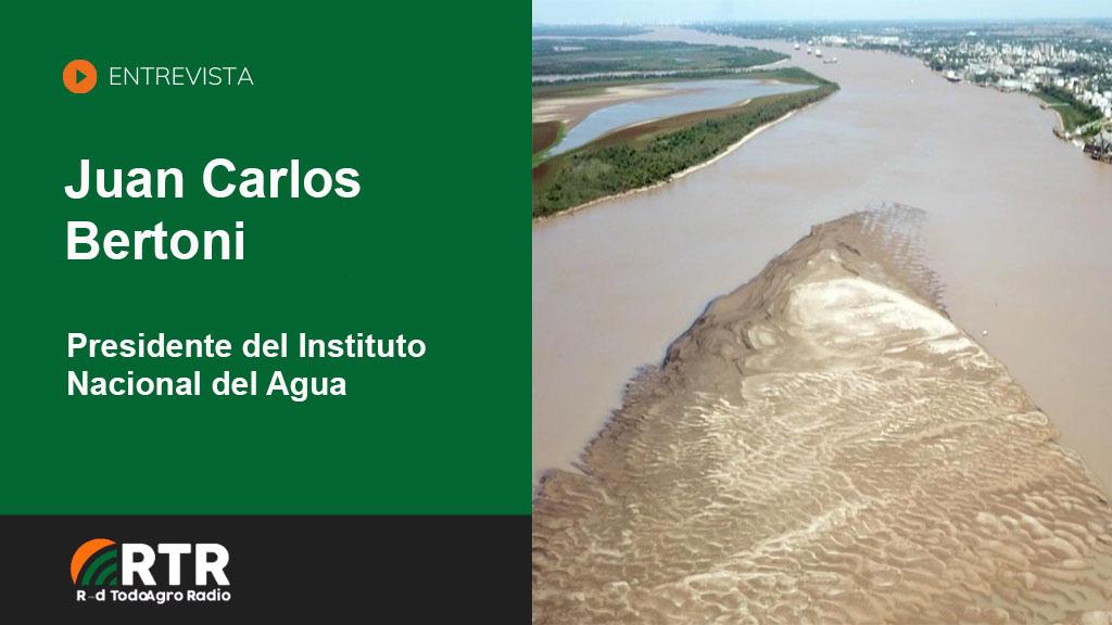 Bajante del Paraná: El 2021 es la segunda sequía mas crítica desde el año 1884