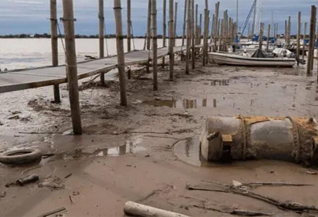 """Bajante histórica del río Paraná: """"Lo que está pasando es típicamente un problema ambiental"""""""