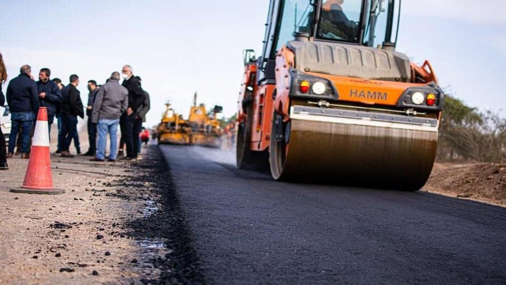 Córdoba: asfaltarán tramo entre Punta del Agua y Las Isletillas