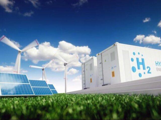 La generación de hidrógeno verde como energía renovable