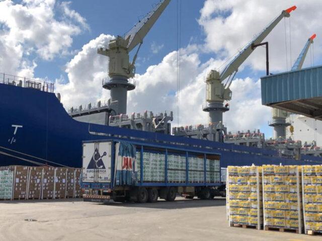 Embarque histórico de cítricos argentinos a la UE y Rusia
