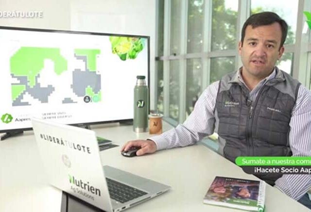 Agricultura digital para liderar la producción pensando en cada ambiente