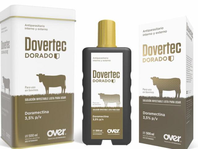 Llega Dovertec Dorado, para combatir parásitos internos y externos